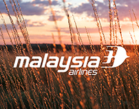 Malaysia Airlines (Website Design)