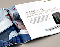 Blackmagic Design - Marketing Collateral