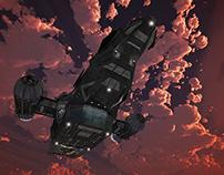 Serenity - Firefly (Quake III)