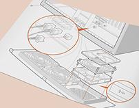 Blackmagic Design - Illustrations / Icons