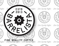 Barrelista Logo Design