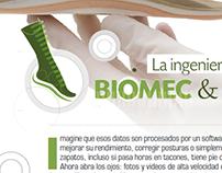 La ingeniería Biomédica de Biomec & Ortomec