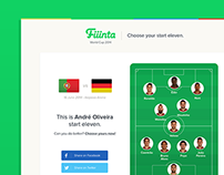 Fiiinta for World Cup 2014