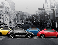 Volkswagen Korea :; The Beetle Iconic Avenue