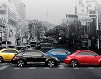 Volkswagen Korea :; The Beetle Iconic Avenue