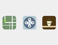 Location App Icons