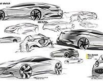 Hyundai sketch