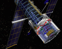 Hubble Space Telescope for National Geographic