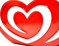 Olá - Napkin[g] of Hearts