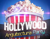 HOLLYWOOD ARQUITECTURA PARTY 2013