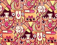 LSD Pattern
