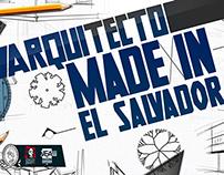 HECHO EN EL SALVADOR - JORNADA DE ARQUITECTURA
