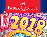 Timelapse: Faber-Castell Happy New Years