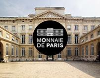 MONNAIE DE PARIS, branding