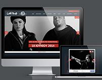 Redesign Low Bap website