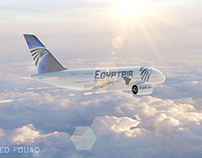 Short 3D Film About Egypt Air