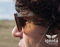 Skate Wooden Sunglasses · Ignotaroom.com