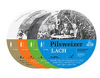 Etykiety Pilsweizer // Pilsweizer beer labels