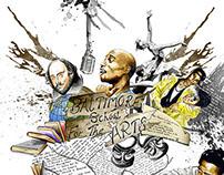 Tupac Shakur - Baltimore school for the arts...