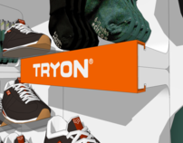 TRYON - Store in Store