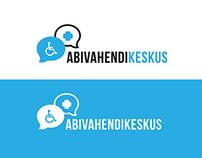 Abivahendikeskus logo and web design
