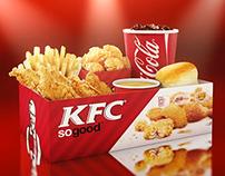 KFC Kemiksiz Menü / TVC (Boneless Menu)
