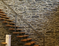 Cottage Stone Wall