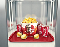 KFC Party Bucket - TVC