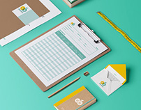 Vanessa Kardache - Corporate Identity