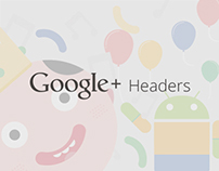 Google G+ Headers