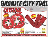 Granite City Tool June Fabrication Flyer 2014