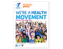 YMCA Promotional Booklet / Folder