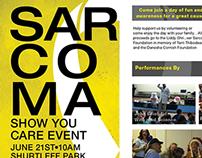 Sarcoma; Show You Care Event