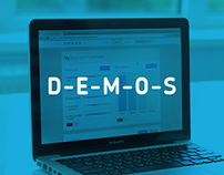 DEMOS Healthcare Web System