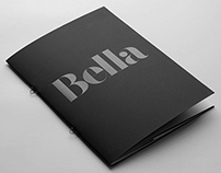 F37 Bella specimen book