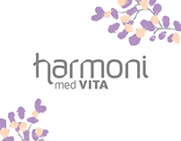 Harmony by Vita (Packaging Design + Visual Identity)