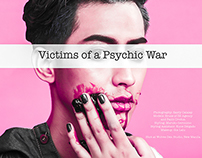 Victims of a Psychic War