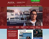 ALCC  web site