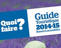 Guide Touristique 2014-15 Tourisme Basses-Laurentides