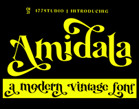 Free Font - Amidala Serif Font