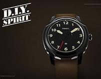 DIY Spirit - Fossil Men's Watch