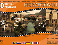 CD virtual postcard Herzegovina