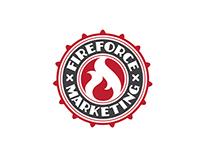 FIREFORCE BRAND IDENTITY & FIREBOX PRODUCT DEVELOPMENT