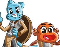 Character Design Cartoon Network