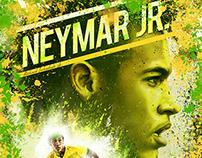 Neymar Jr. - Digital Painting