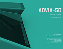 Advia chemistry analyzer