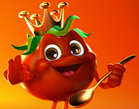 "NESTLÉ: Consomate ""Tomatito"""
