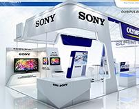 Sony Olympus RCST 2014 Pattaya