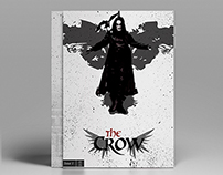 The Crow Comic Book