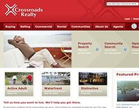 Crossroads Realty Website